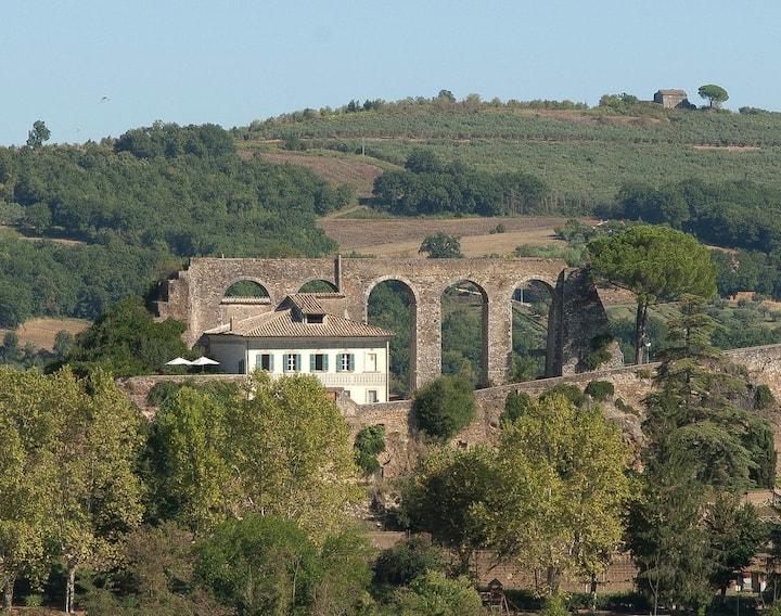 Renaissance Villa of the Aqueduct