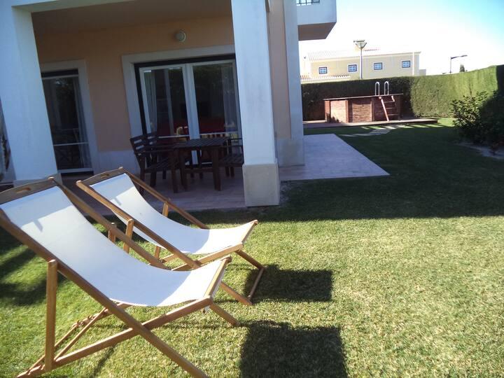 Casa da praia,  T2 com piscina
