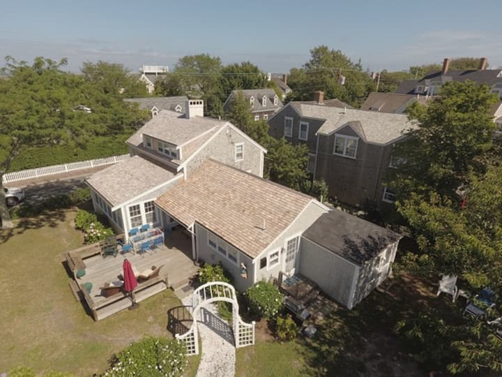 38 Cliff  Road Prestigious Home Town of Nantucket