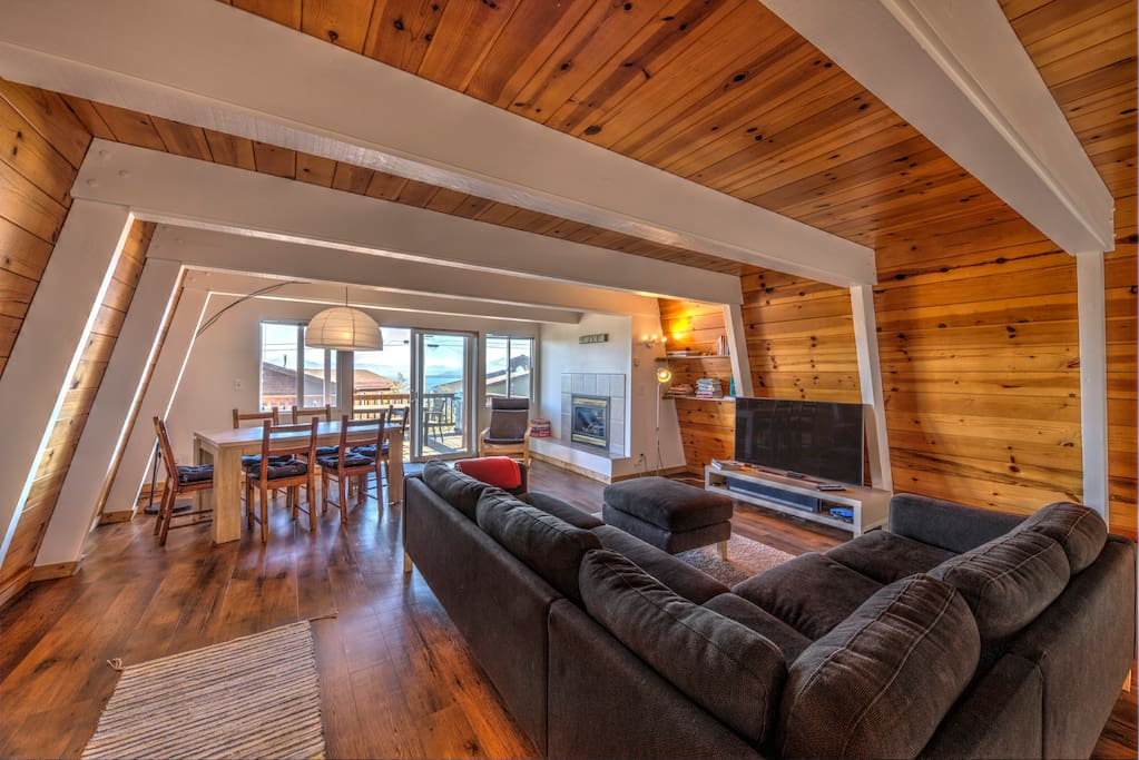 West shore 3 bedroom cabin a cabins for rent in tahoe for Tahoe city cabin rentals
