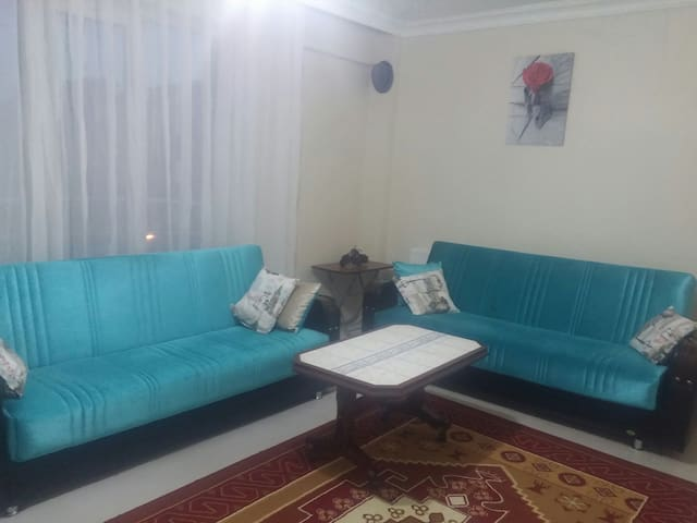Spacious room in town centre - Kars/Merkez - Apartment