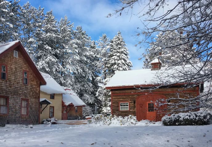 Winter at Fern Glen Inn