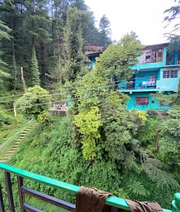 Abhi House in pure nature of Lower Dharamkot