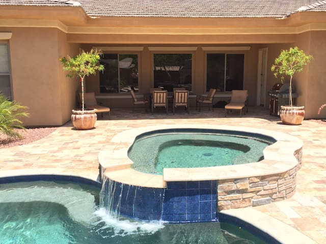 In West Valley, With Pool & Spa