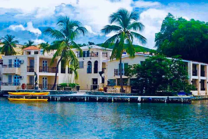 Water Front Near Ponce:The Place dreams are made!