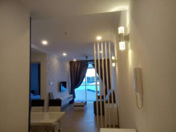 The Wave Residence Kota Laksamana -2 Bedroom Condo