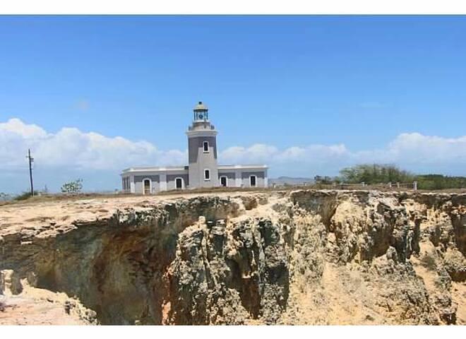 Cabo Rojo Lighthouse.