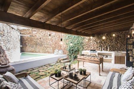 Casa con piscina Mora de Rubielos - Mora de Rubielos - Talo