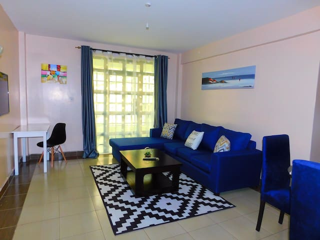 Magical Moments -Lulu*1 BR Apt* 6km CBD *12km JKIA