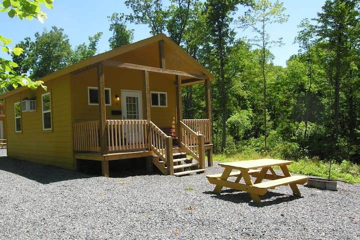 New River Cabins #5-Fayetteville close to NewRiver