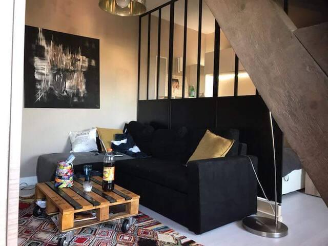 Charmant appartement:15 minutes des Champs Elysées