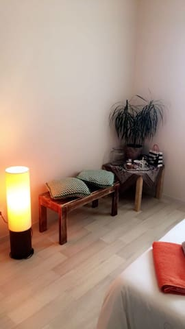 Agréable chambre double Montbéliard - Montbéliard  - Apartment