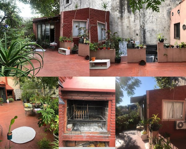 DOUBLE ROOM House in Palermo w/ Beautiful Terrace