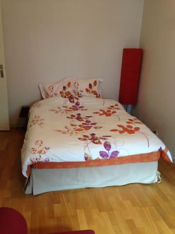Chambre chez l'habitant, quartier Vauban Esquermes - Lille