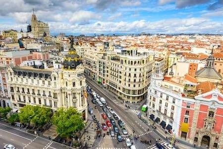 Piso encantador en el centro de Madrid. - Madrid - Apartment