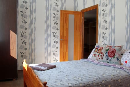 Удобная квартира с 2 спальнями в коттедже