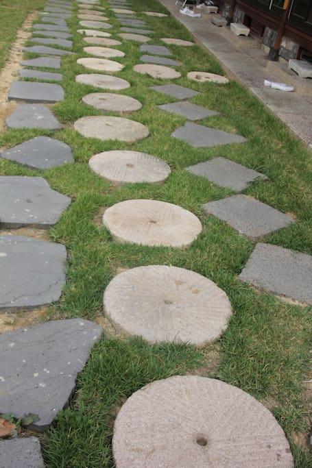 다솜채 정원