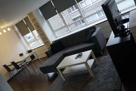 Cosy Spacious Modern apartment in Rotterdam Centre - Rotterdam - Wohnung
