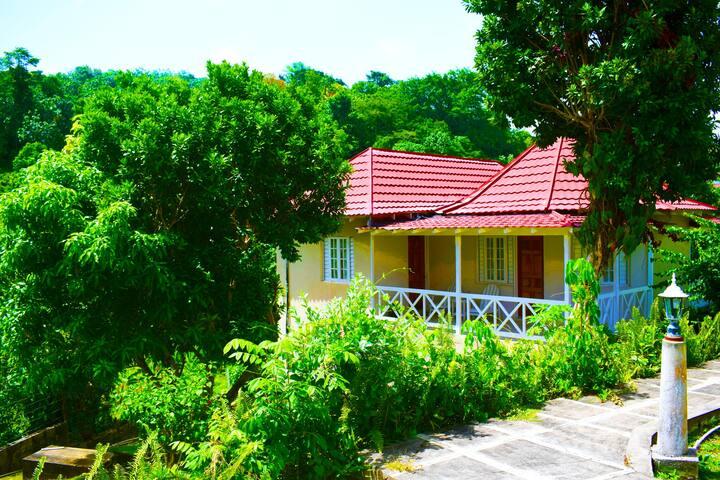 Beautiful 2 Bedroom Villa  (Fan) - Fairy Hill