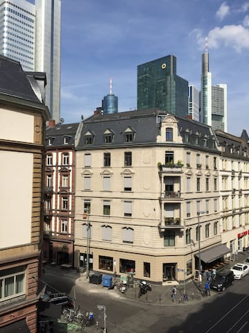 In the heart of the City - Frankfurt am Main - Pis