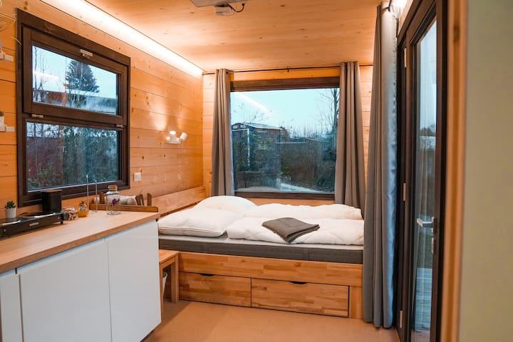 Wood_Space Eco Lodge Lambacher Höhe