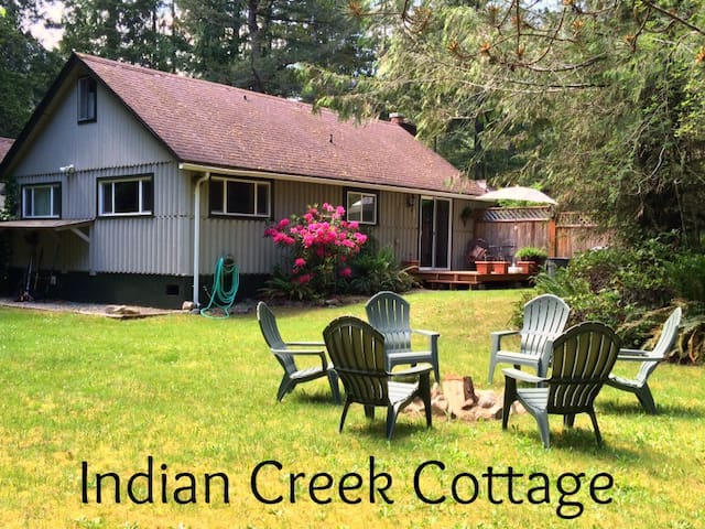 Indian Creek Cottage
