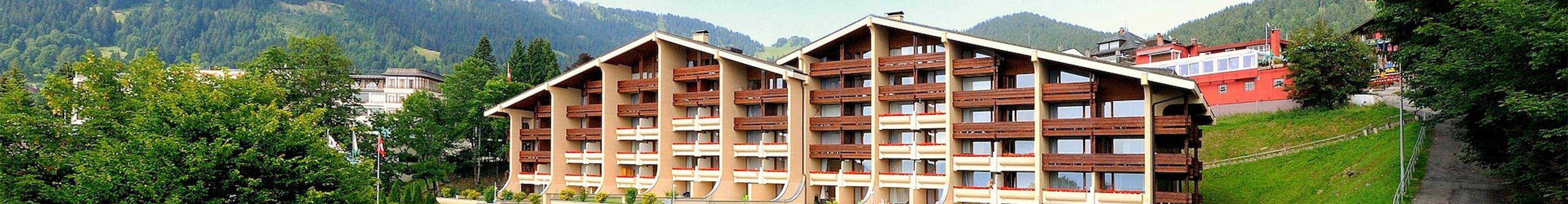 Appartement 2 pces dans Hotel 4*. Proche du centre - Ollon
