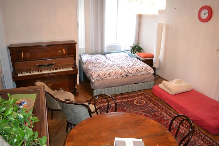 ROOM IN CENTRAL VIENNA, close to tram & subway - Wien - Wohnung