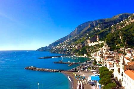 Top 20 Ferienwohnungen in Amalfi, Ferienhäuser, Unterkünfte ...