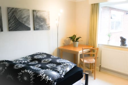 Cosy home in green surrounding - Royal Leamington Spa