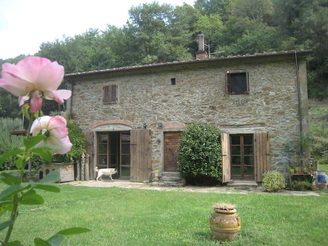 Oasi e pace - Camere rosa e beige