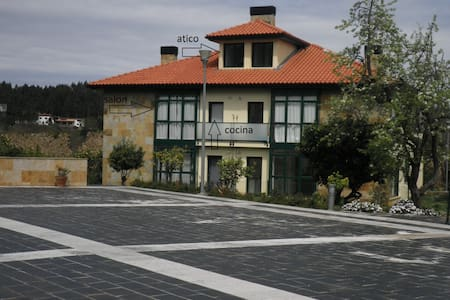 Duplex, urb. privada, piscina. Zona preciosa - Novales - Kondominium