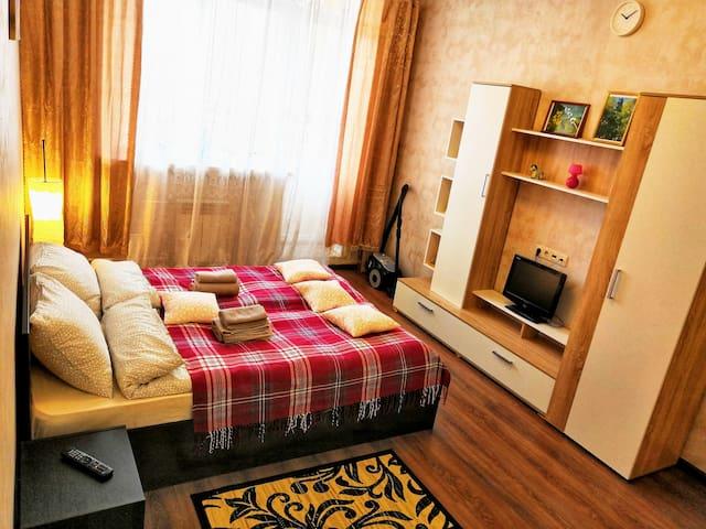 Квартира-студия в Малой Истре 40 кв метров