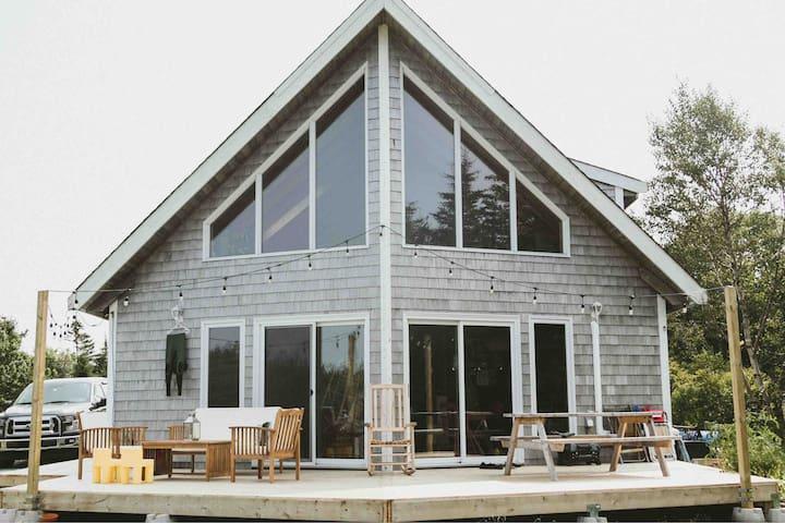 The Lake House near Lawrencetown Beach