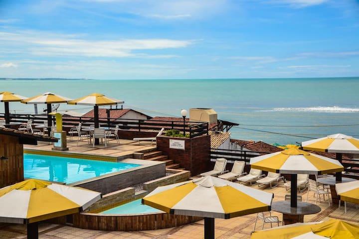 Ótima localização na Praia da Pipa (Apto. 212)