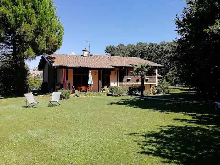 Belle Villa proche Lac
