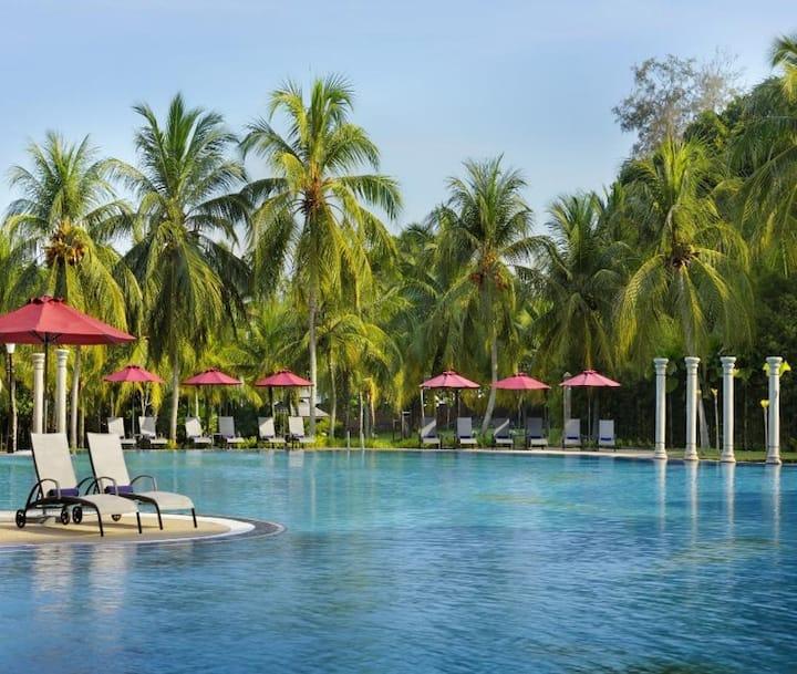 Superior Room @ Thistle Port Dickson Resort