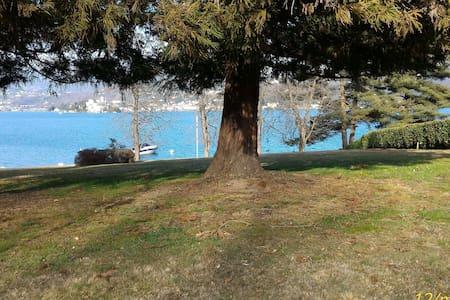 Alloggio immerso nel verde, a due passi dal Lago - San Maurizio D'opaglio - Huoneisto