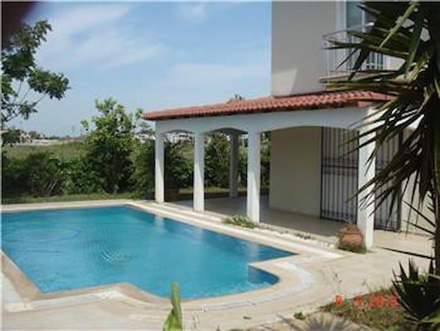 BELEK - VİLLA 105 - Serik - Villa