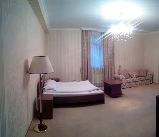 Medeus Park hotel (Superiour room) - Almaty - Bed & Breakfast