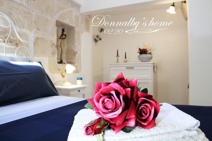 Donnalby First Floor con Terrazza