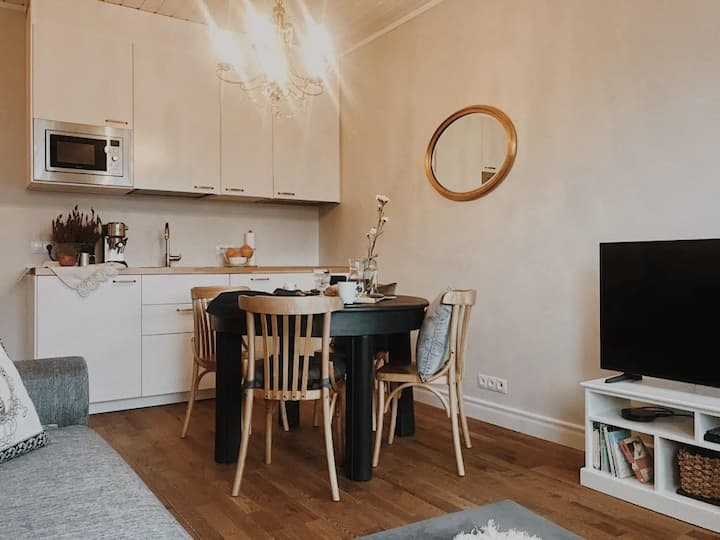 Cesis Boulevard Apartments, Deluxe