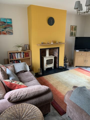 Cosy cottage-style home near Sketty/Uplands/Beach