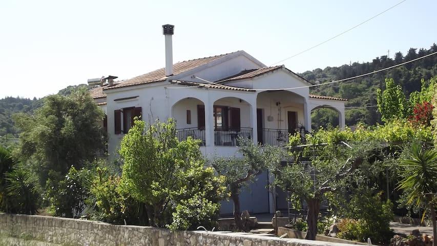 HOUSE  RITA CRETE - with apartment in the green - Gavalochori - Kondominium