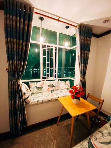 Home Sứa Biển Quy Nhơn (Phòng có góc đọc sách)