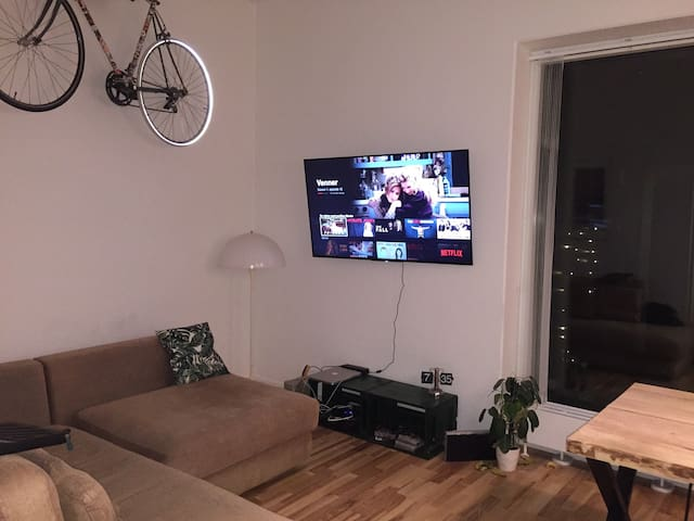 Herning centrum, ny lejlighed - Herning  - อพาร์ทเมนท์