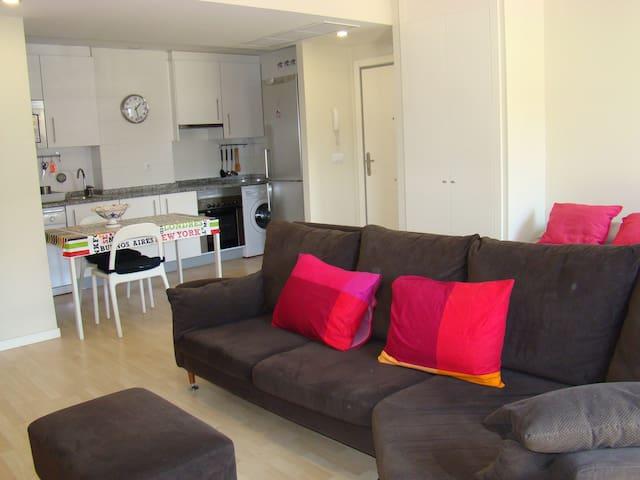 Apartamento climatizado centrico y bien comunicado