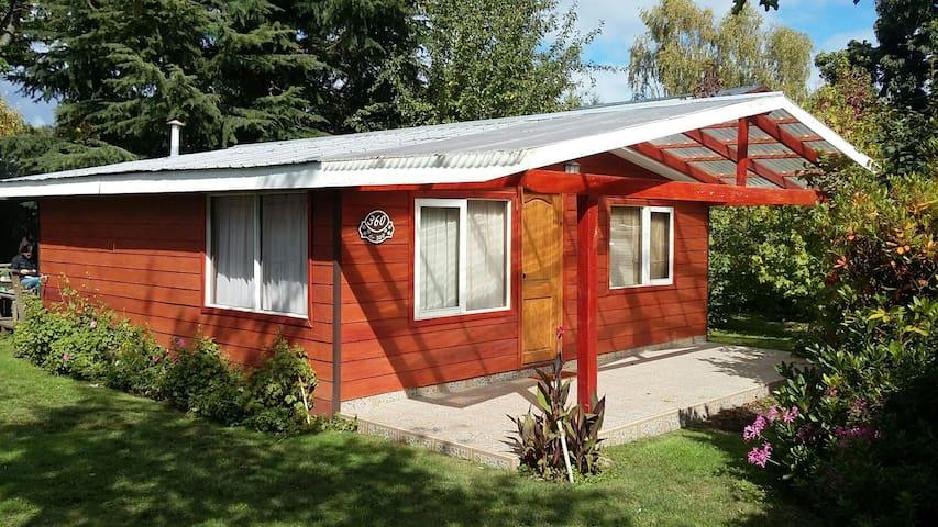 Linda cabaña en Lago sur de Chile - Licanray - House