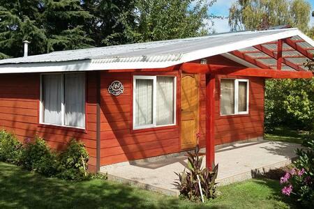 Linda cabaña en Lago sur de Chile - Licanray - Haus