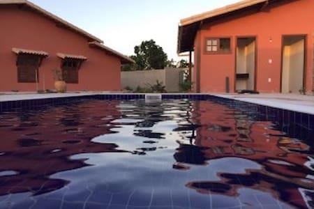 Casa da Villa com maravilhosa piscina - Arraial d'Ajuda - Hus